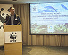 CW Cheung, Assistant Director, Conservation, Climate and Energy, WWF Hong Kong