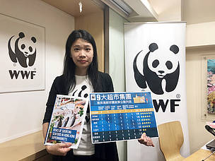 Jovy Chan, Senior Ocean Sustainability Officer for WWF-Hong Kong