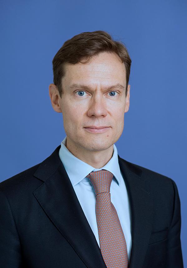 Mr Alexandre Macaire