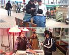 Students carried out public interviews in Sai Kung about the views on marine resources and sustainable seafood.
